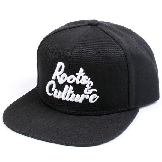 Šiltovka Snapback Roots & Culture black