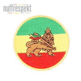 Nášivka rasta Lion of Judah
