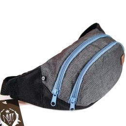 Ľadnvinka Nuff wear - gray & blue