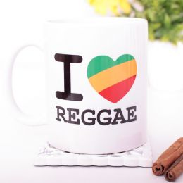 Hrnček I Love Reggae 330 ml
